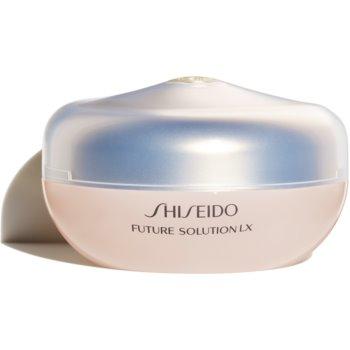 Shiseido Future Solution LX Total Radiance Loose Powder rozjasňující sypký pudr 10 g