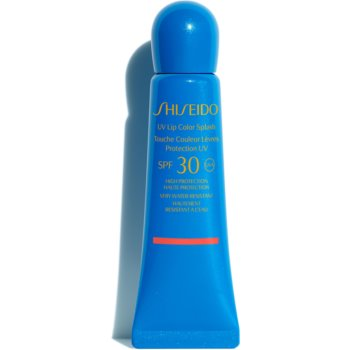 Shiseido Sun Care UV Lip Color Splash lip gloss SPF 30