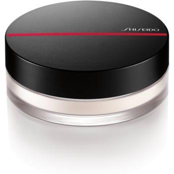 Shiseido Synchro Skin Invisible Silk Loose Powder pudra translucida pentru o piele mai luminoasa