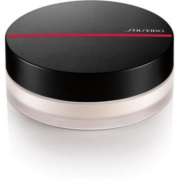 Shiseido Synchro Skin Invisible Silk Loose Powder pudra translucida cu efect matifiant poza