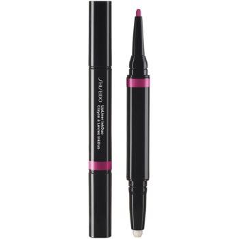 Shiseido LipLiner InkDuo ruj și creion pentru conturul buzelor balsam
