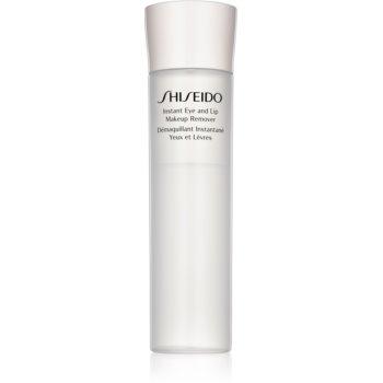 Shiseido The Skincare două faze pentru îndepărtarea machiajului de pe ochi și buze