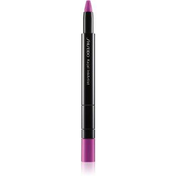 Shiseido Kajal InkArtist eyeliner khol 4 in 1 poza noua