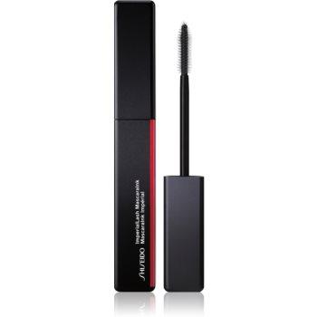 Shiseido Makeup ImperialLash mascara pentru volum, alungire si separarea genelor