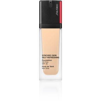 Shiseido Synchro Skin Self-Refreshing Foundation machiaj persistent SPF 30