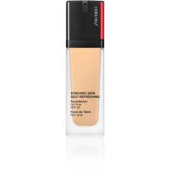 Shiseido Synchro Skin Self-Refreshing Foundation machiaj persistent SPF 30