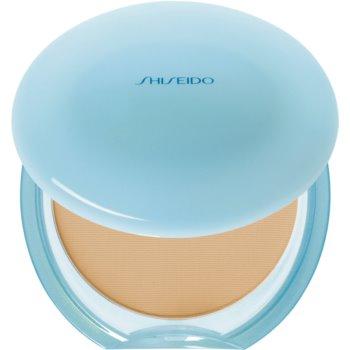 Shiseido Pureness Matifying Compact Oil-Free Foundation make-up compact SPF 15 poza noua
