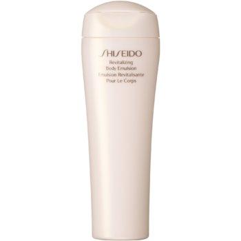 Shiseido Body lotiune de corp revitalizanta