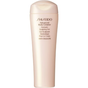 Shiseido Global Body Care Advanced Body Creator gel de uniformizare anti-celulită poza noua