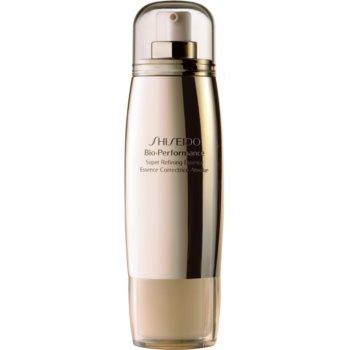 Shiseido Bio-Performance emulsie pentru curatare pentru un aspect intinerit