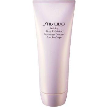 Shiseido Global Body Care Refining Body Exfoliator exfoliant pentru corp cu efect de hidratare