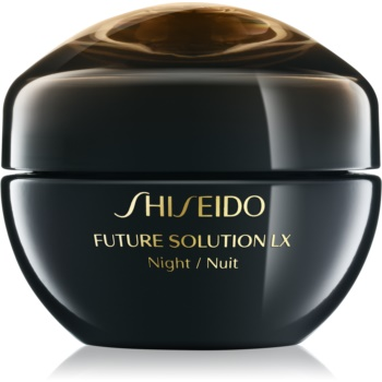 shiseido future solution lx crema regeneratoare de noapte anti-rid