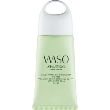 Image of Shiseido Waso Color-Smart Day Moisturizer Color-Smart Day Moisturizer Oil Free 50 ml
