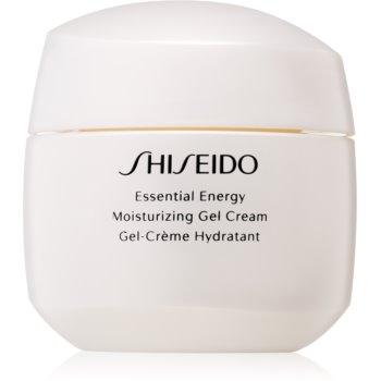 Shiseido Essential Energy crema gel pentru hidratare.