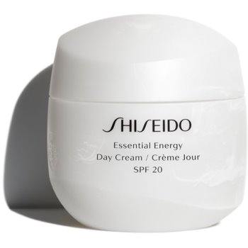 Shiseido Essential Energy Day Cream crema de zi SPF 20 imagine produs