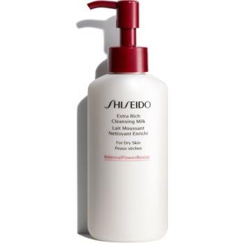Shiseido Generic Skincare Extra Rich Cleansing Milk lapte de curatare pentru tenul uscat imagine produs