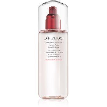 Shiseido InternalPowerResist lotiune hidratanta pentru fata pentru piele normala si mixta