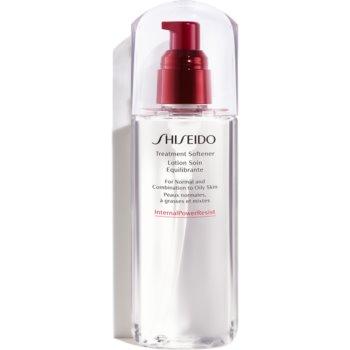 Shiseido Generic Skincare Treatment Softener lotiune hidratanta pentru fata pentru piele normalã ?i mixtã imagine produs