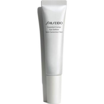 Shiseido Essential Energy Eye Definer crema de ochi iluminatoare imagine produs