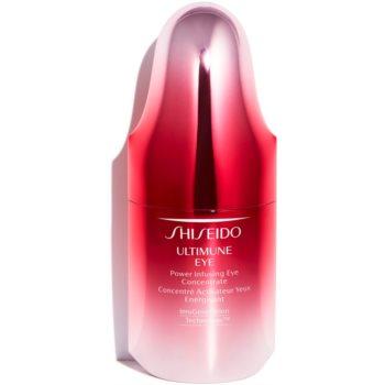 Shiseido Ultimune Eye Power Infusing Eye Concentrate ser concentrat antirid cu efect de regenerare zona ochilor