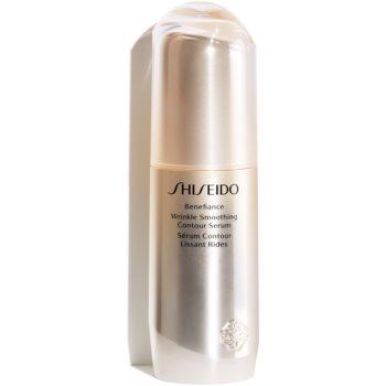 Shiseido Benefiance Wrinkle Smoothing Contour Serum Ser pentru reducerea semnelor de imbatranire