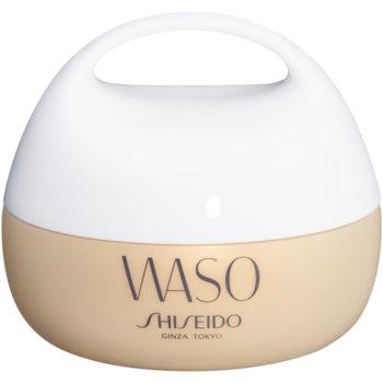 Shiseido Waso Giga-Hydrating Rich Cream crema bogat hidratanta pentru piele normala si uscata