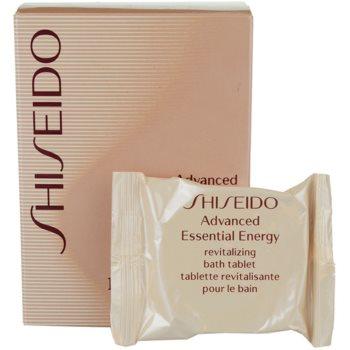Shiseido Body Advanced Essential Energy Badetabletten 1