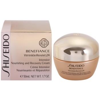 Shiseido Benefiance WrinkleResist24 intensive nährende Creme gegen Falten 2