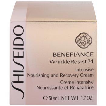 Shiseido Benefiance WrinkleResist24 intensive nährende Creme gegen Falten 3