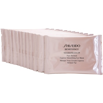 Shiseido Benefiance WrinkleResist24 маска для шкіри навколо очей з ретинолом