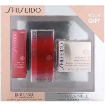 Shiseido Benefiance WrinkleResist24 set cosmetice VII. 1