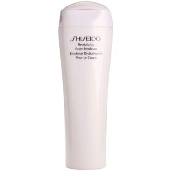 Shiseido Body revitalisierende Körperemulsion