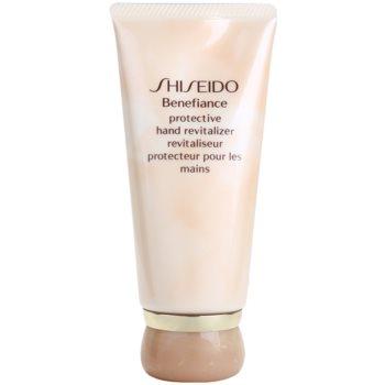 Shiseido Benefiance ochronny krem do rąk SPF 8