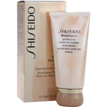 Shiseido Benefiance защитен крем за ръце SPF 8 1