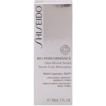 Shiseido Bio-Performance ser cu efect iluminator cu efect antirid 3