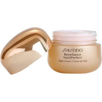 Shiseido Benefiance NutriPerfect revitalizační noční krém proti vráskám 1