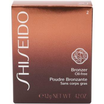 Shiseido Base Bronzer Bronzing Powder 4