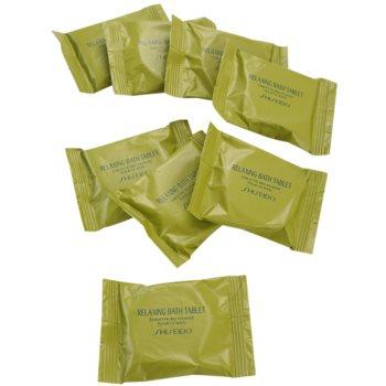 Shiseido Body Relaxing relaksacijska šumeča tableta za kopel 1