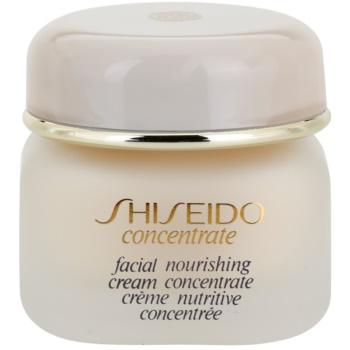 Shiseido Concentrate crema de fata hranitoare