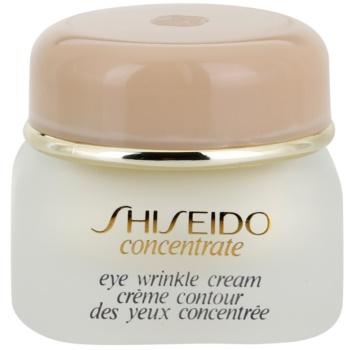 Shiseido Concentrate protivráskový krém na oční okolí