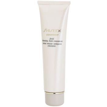 Shiseido Concentrate mousse de limpeza para pele seca a muito seca