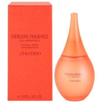 Shiseido Energizing Fragrance parfemovaná voda pro ženy 50 ml