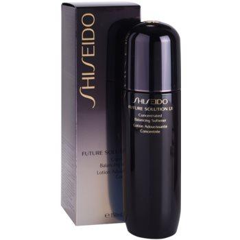 Shiseido Future Solution LX vlažilni tonik za glajenje kože in zmanjšanje por 2