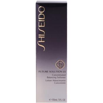 Shiseido Future Solution LX vlažilni tonik za glajenje kože in zmanjšanje por 4
