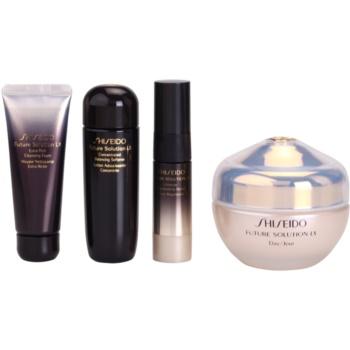 Shiseido Future Solution LX kozmetični set IV. 1