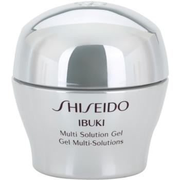 Shiseido Ibuki multifunkcionális gél problematikus bőrre