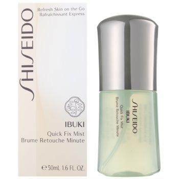 Shiseido Ibuki зволожуючий  спрей для жирної шкіри 2