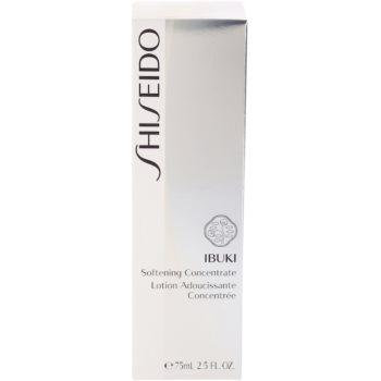 Shiseido Ibuki tonik kojący i nawilżający 3