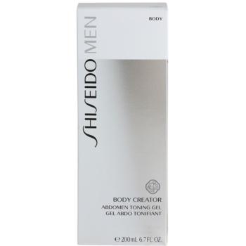 Shiseido Men Body das Styling Gel für Bauch und Taille 2