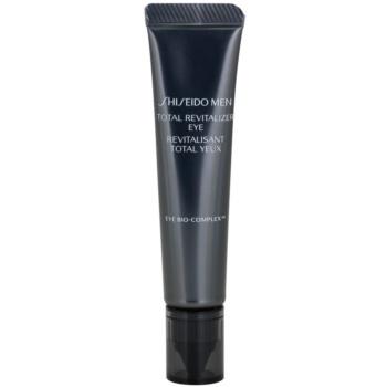 Shiseido Men Total Age-Defense crema cu efect lifting pentru ochi impotriva ridurilor si cearcanelor  15 ml